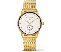 Signature Line Uhr Nautical Gold Mark I White Ocean PH-M1-G-W-4