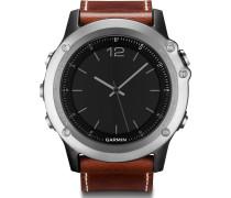 Smartwatch Fenix 3 Sapphire Leather 40-26-2985