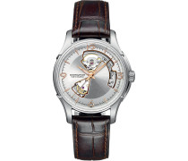 Herrenuhr Open Heart H32565555