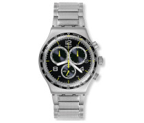 Chronograph Sprinkled Water YVS411G