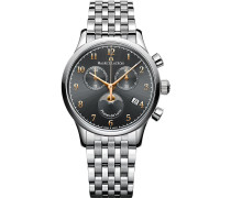 Chronograph Les Classiques LC1087-SS002-821-1