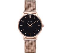 Damenuhr Minuit Mesh CL30016