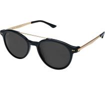 Sonnenbrille Montreal All Black KS08-BKM-BK