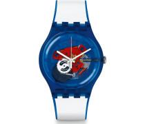 Unisexuhr Clownfish Blue SUON112