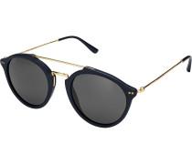 Sonnenbrille Fitzroy All Black Glass KS04-BKM-BKG