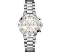 Damenchronograph Diamonds 96W202