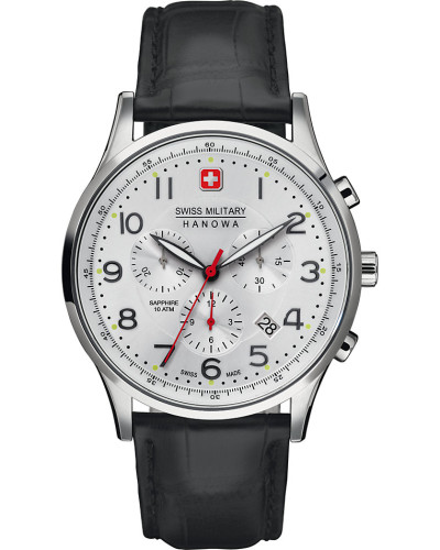 Herrenuhr Patriot Chrono 06-4187.04.001