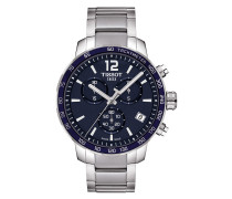 Herrenchronograph Quickster T095.417.11.047.00