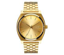 Armbanduhr Time Teller All Gold A045 511