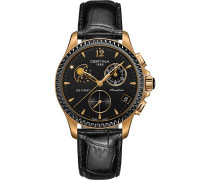 Chronograph DS First Lady Chrono Moon C0302503605600