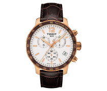 T-Sport Quickster T095.417.36.037.00 Herrenchronograph
