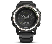 Smartwatch D2 Charlie Titanium 40-33-1828