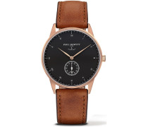 Signature Line Uhr Roségold Mark I Black Sea PH-M1-R-B-1