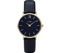 Damenuhr Minuit Gold/midnight CL30014