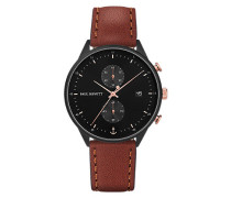 Chrono Line Black Sunray PH-C-B-BSR-1M