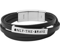 Herrenarmband Only The Brave DX0922040