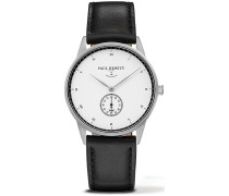 Signature Line Uhr Silber Mark I White Ocean PH-M1-S-W-2
