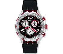 Herrenchronograph Red Wheel YYS4004