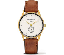 Signature Line Uhr Nautical Gold Mark I White Ocean PH-M1-G-W-1