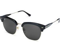 Sonnenbrille Havana Gloss All Black Glass KS06-BKG-BKG
