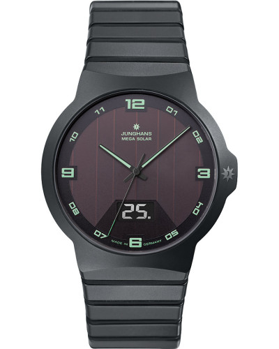 Herrenuhr Force Mega Solar 018143644