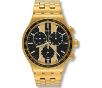 Herrenchronograph Golden Fever YVG400G