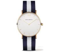 Sailor Line Uhr Gold White Sand PH-SA-G-St-W-NW-20