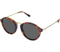 Sonnenbrille Maui Matt Tortoise Black Glass KS03-DTM-BKG