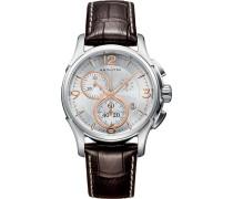 Herrenchronograph Jazzmaster Chrono H32612555