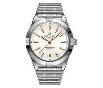 Damenuhr Chronomat Automatic 36 A10380101A2A1