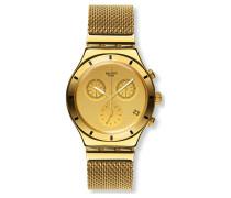 Chronograph Golden Cover L YCG410GA