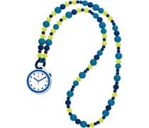 Kette mit Uhr Popiness Beads PNW103N