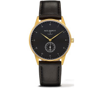 Signature Line Uhr Nautical Gold Mark I Black Sea PH-M1-G-B-2