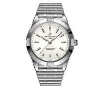 Damenuhr Chronomat Automatic 36 A10380101A3A1