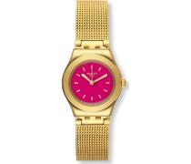Damenuhr Twin Pink YSG142M