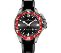 Taucheruhr Khaki Navy Frogman H77805335