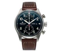 Chronograph Startimer Pilot AL-725N4S6
