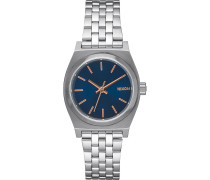 Damenuhr Small Time Teller Navy A399 2195