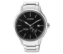 Titanium Automatik Herrenuhr NJ0090-81E