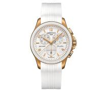 Chronograph First Lady Ceramic Chrono C0302173703700