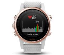 Smartwatch Fenix 5S Saphir 40-32-9073
