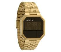 Armbanduhr Re-Run All Gold A158 502