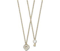 Collier Treasure Lock Key 5055954
