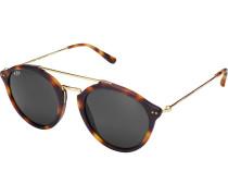 Sonnenbrille Fitzroy Matt Tortoise Black Glass KS04-DTM-BKG