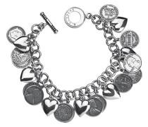 Armband Heart & Coins 6495