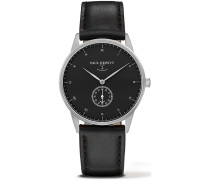 Signature Line Uhr Silber Mark I Black Sea PH-M1-S-B-2