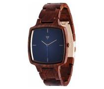 Herrenuhr Hans Rosewood Copper whansrwc7844