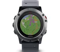 Smartwatch Fenix 5X Saphir Slate 40-30-6597