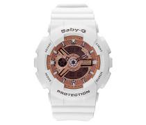 BABY-G Damenchronograph BA-110-7A1ER