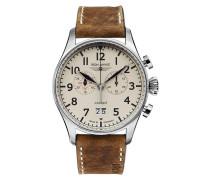 Chronograph Flight Control Superlumino 5186-3